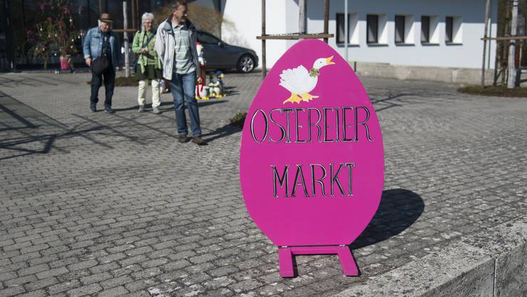 Ostereiermarkt Gerlafingen