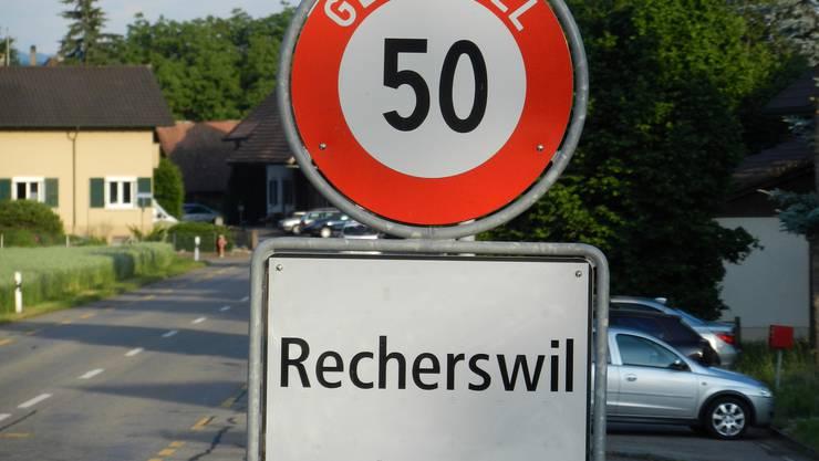Keine Gemeinde im Wasseramt ist so schnell gewachsen wie Recherswil.