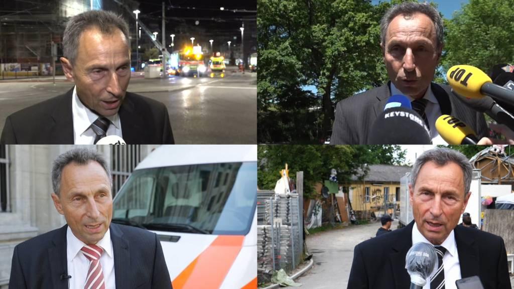 Stapo-Medienchef Cortesi: «Es gibt Leute, die finden mich absolut unmöglich»