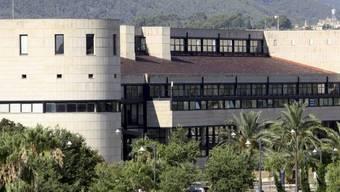Blick auf die Universität der Balearen: Der 21-Jährige hatte Menschen an dieser Uni im Visier