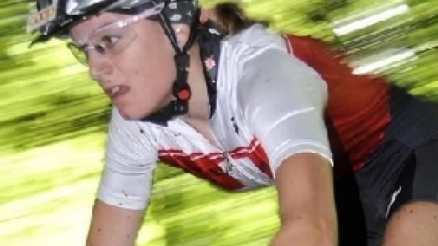 Michelle Hediger fuhr zu WM-Silber