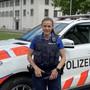 Donjeta Balaj informiert auf Instagram über den Polizeialltag.