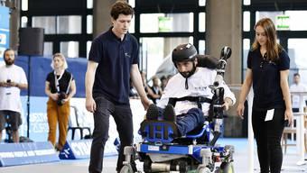 Am Cybathlon treffen Innovation und Technik aufeinander. So wird Menschen mit Behinderung ein fairer Wettkampf ermöglicht.