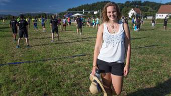 «Am wichtigsten ist die Kommunikation im Team», hat Delia Maurer bei der Organisation der Volleynight gelernt.