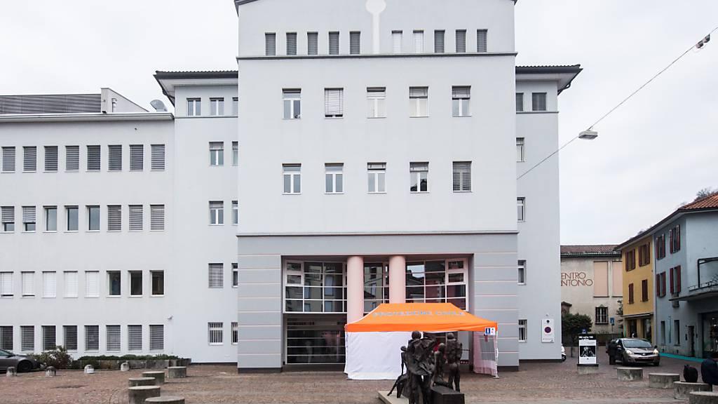 Tessiner Referenzspital schafft Plätze für schwere Fälle