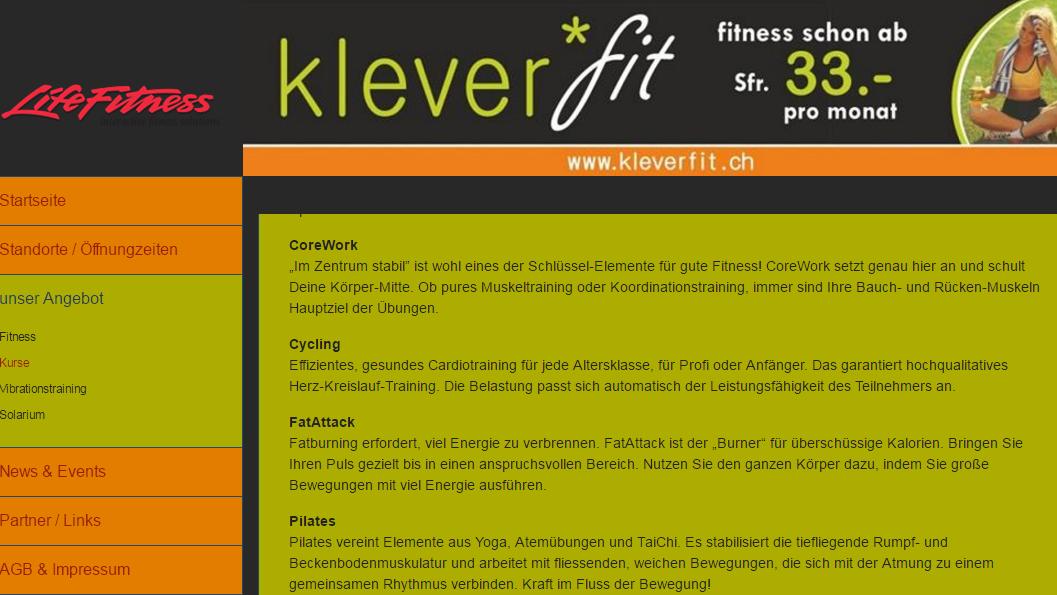 Das Fitnessstudio Kleverfit wird mit Rassismusvorwürfen konfrontiert.
