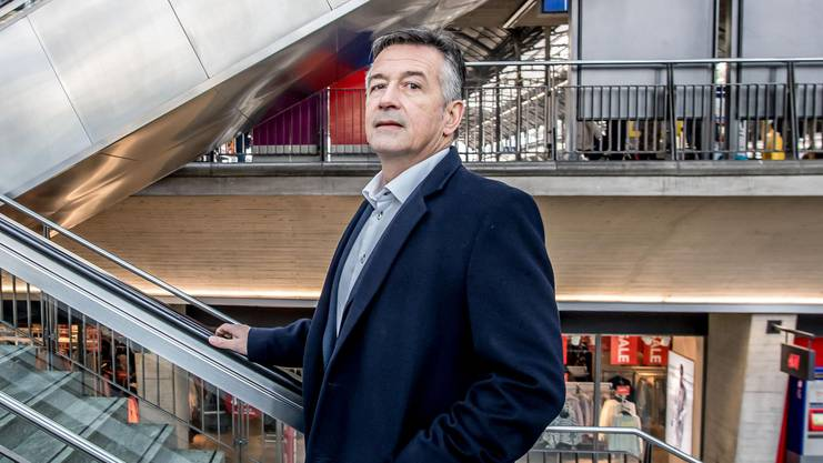 FDP-Ständerat Hans Wicki