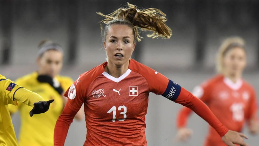 Lia Wälti und ihre Kolleginnen treffen in den EM-Playoffs auf Tschechien