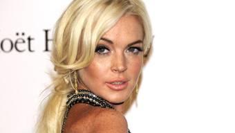 Glück im Unglück: Lindsay Lohan musste nur kurz ins Gefängnis
