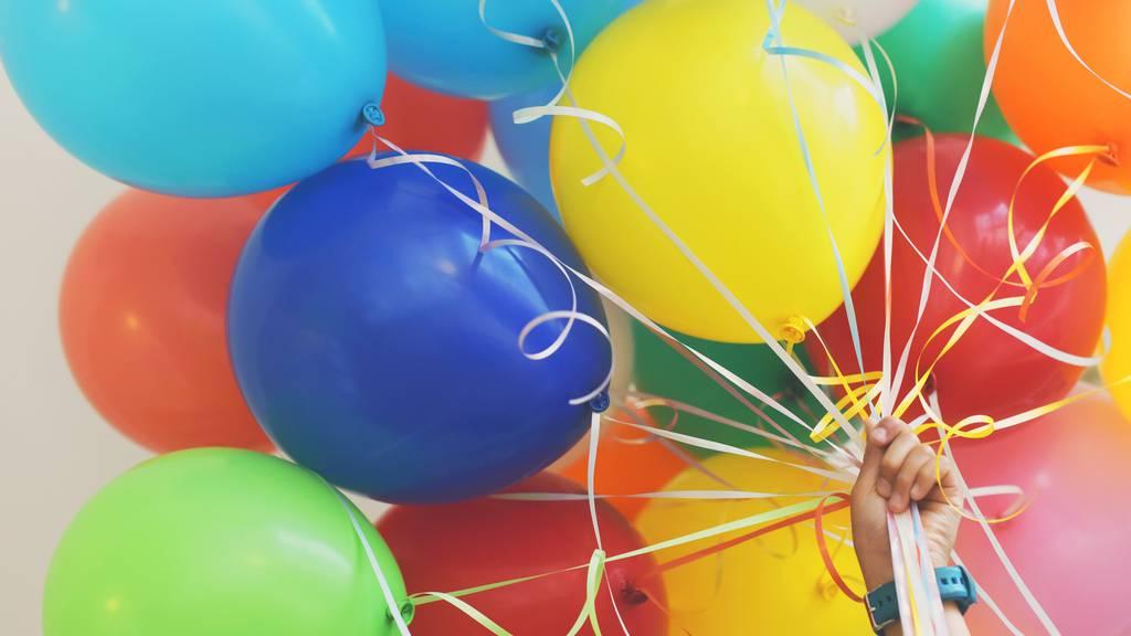 Zämegfasst zu Dominiks Geburtstag