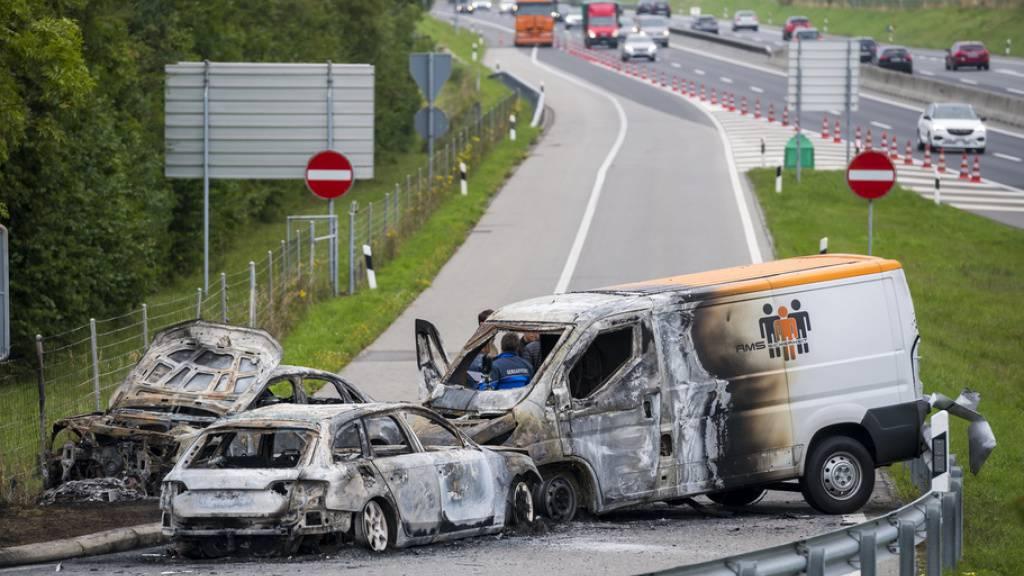 Verhaftungen in Lyon nach Überfall auf Geldtransport in der Waadt
