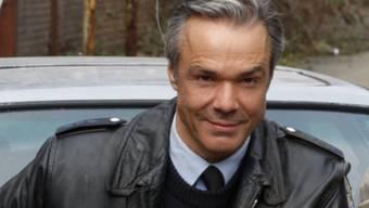 """Hannes Jaenicke spielt eine der Hauptrollen in """"Waffenstillstand"""" (Archiv)"""