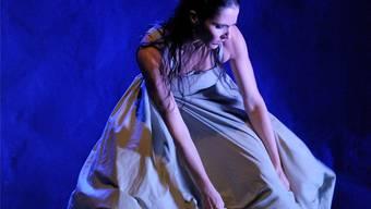 Ab heute wirbeln die Tänzerinnen und Tänzer von Flamencos en route in Bern über die Bühne. Alex Spichale