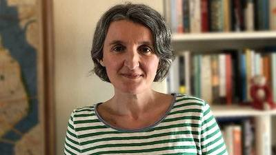 Die englische Autorin Rachel Elliott.