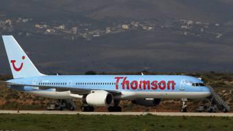 Ein Flugzeug der britischen Thomson Airways musste einer Rakete ausweichen.