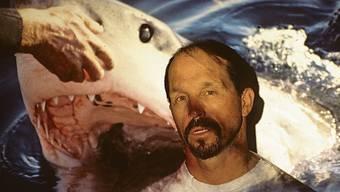 Mit Workshops und Kursen arbeitete Ritter daran, seine geliebten Haie von ihrem schlechten Ruf zu befreien.
