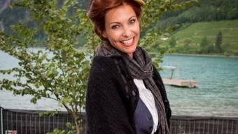 "Anita Buri als Drittklass-Passagierin auf der Musical-""Titanic"" am Walensee (Handout)"