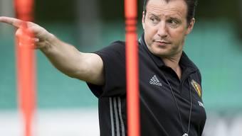 Marc Wilmots will mit dem Iran an die WM 2022