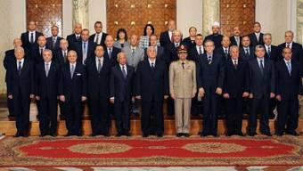 Die neue ägyptische Regierung