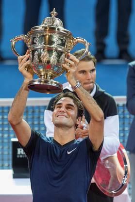 Federer und Basel - das passt