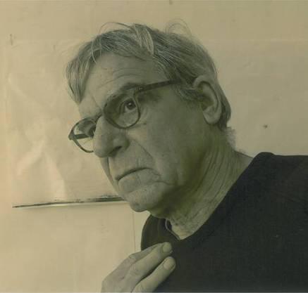Jürg Häusler, Bildhauer, Maler (Preis für Plastik- und Objektkunst)