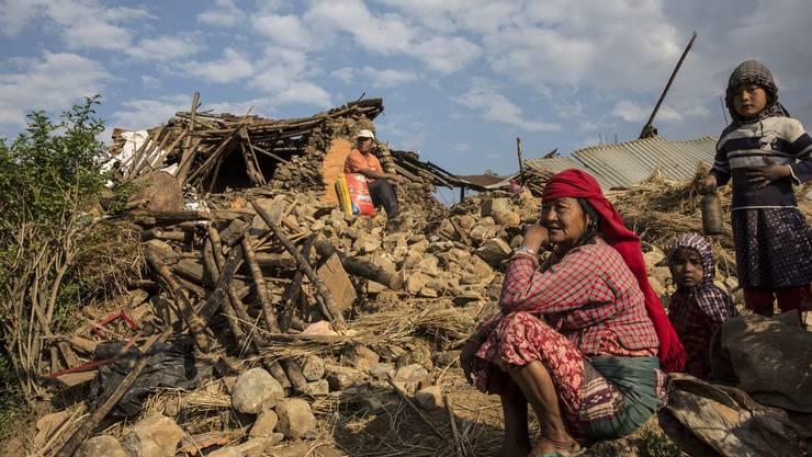 Die Nepalesische Regierung war auf ein Desaster diesen Ausmasses nicht vorbereitet.