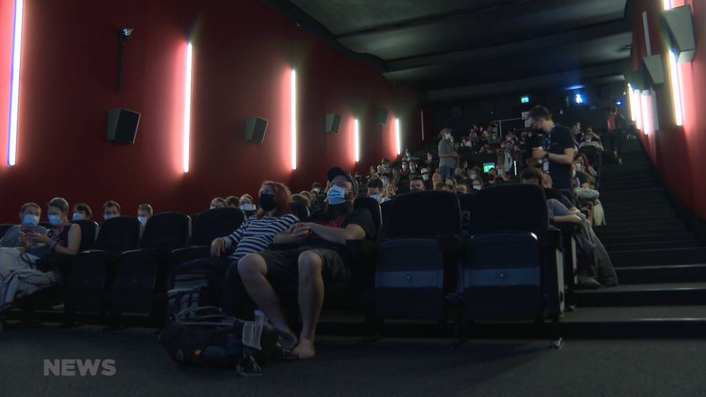 Gemeinsames Filme-Schauen wieder möglich: In Neuenburg startete am Freitag das NIFFF