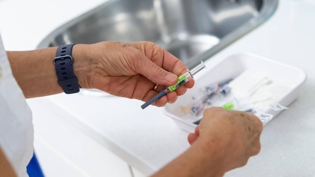 Kanton Bern ist ab Januar bereit für die Corona-Impfung