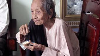 Nguyen Thu Tru soll 1893 geboren worden sein