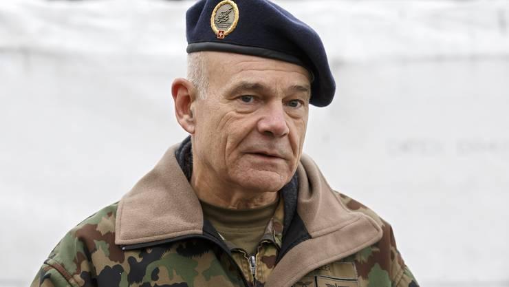 Für Bernhard Müller geht es am 27. September um Sein oder Nichtsein der Luftwaffe.