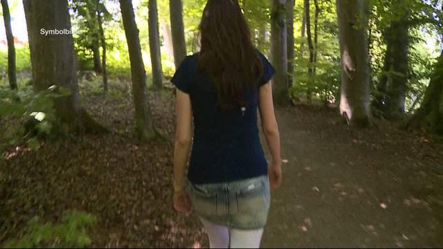 Vergewaltigungsversuch bei Beinwil am See?