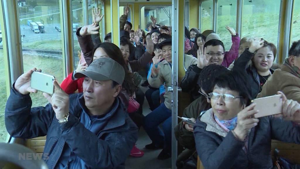 Mega-Besuch: Schweiz wappnet sich für 12'000 Chinesen