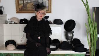 In Emma Battistons Hutsammlung haben sich über die Jahre 19 Exemplare angesammelt. MEI