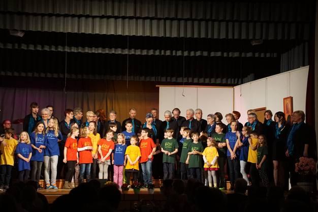 Gmischter Chor Thalheim und Sing Schar