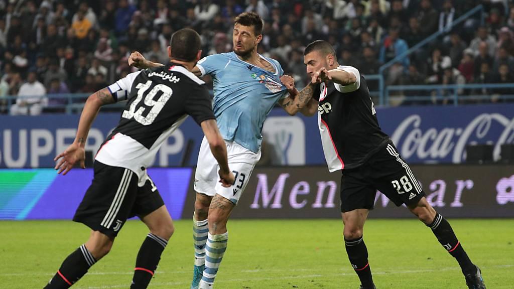 Der Ball rollt auch in der Serie A wieder