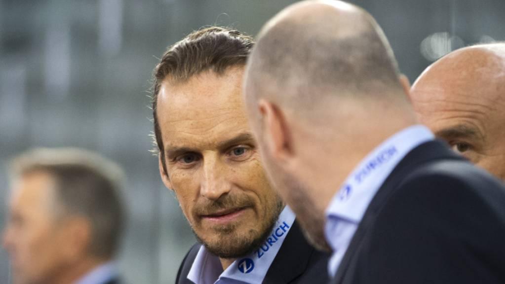 Die Taktik von Nationaltrainer Patrick Fischer und seiner Crew ging auch im zweiten Test gegen Lettland auf.