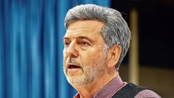 Dieter Martin: «Ich hoffe, es geht mit der Gemeinde finanziell aufwärts.»