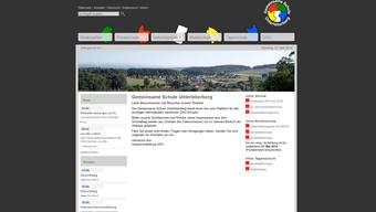 Die neue Website des Schulverbandes