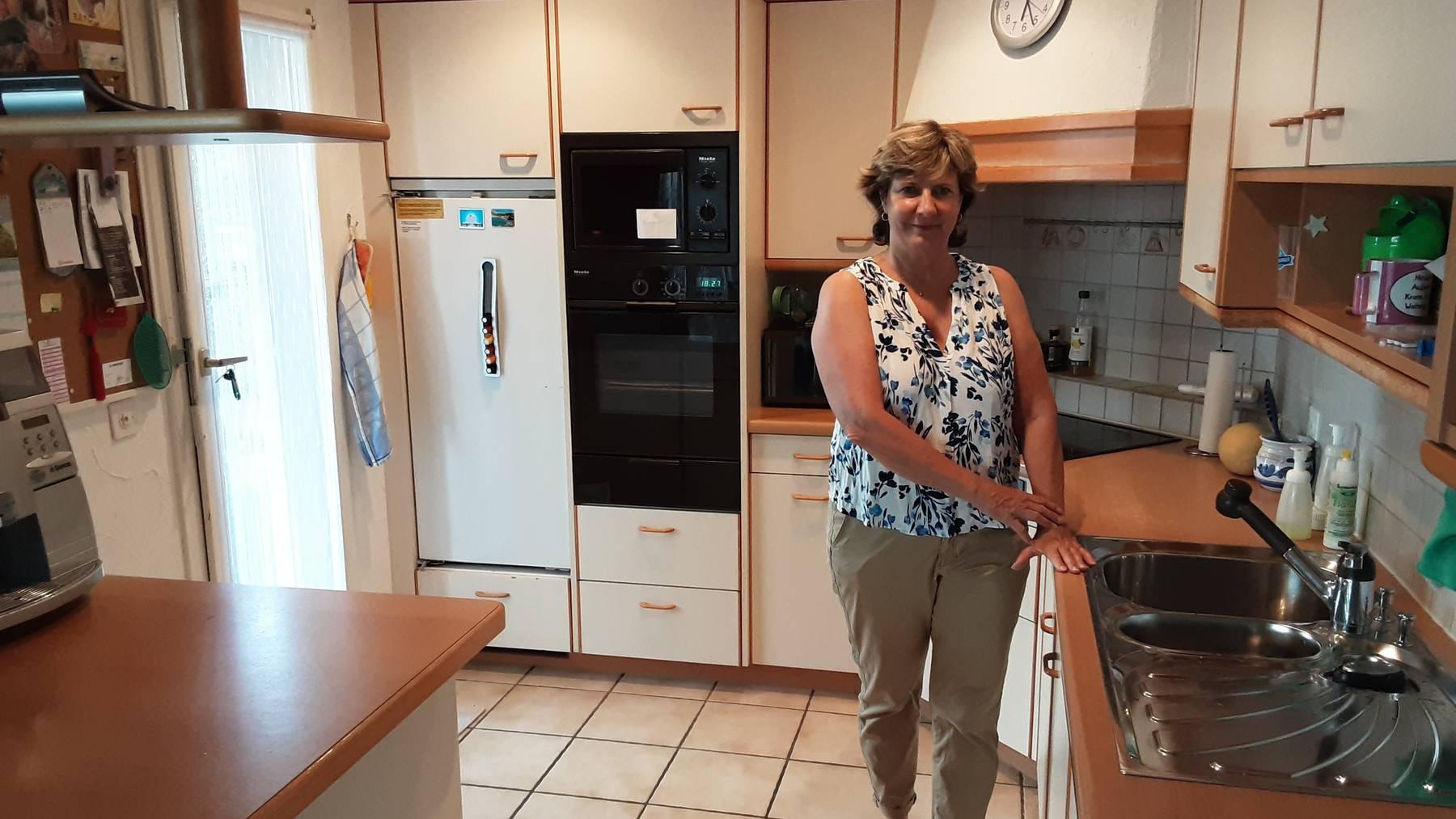 Marianne Waser aus Emmen