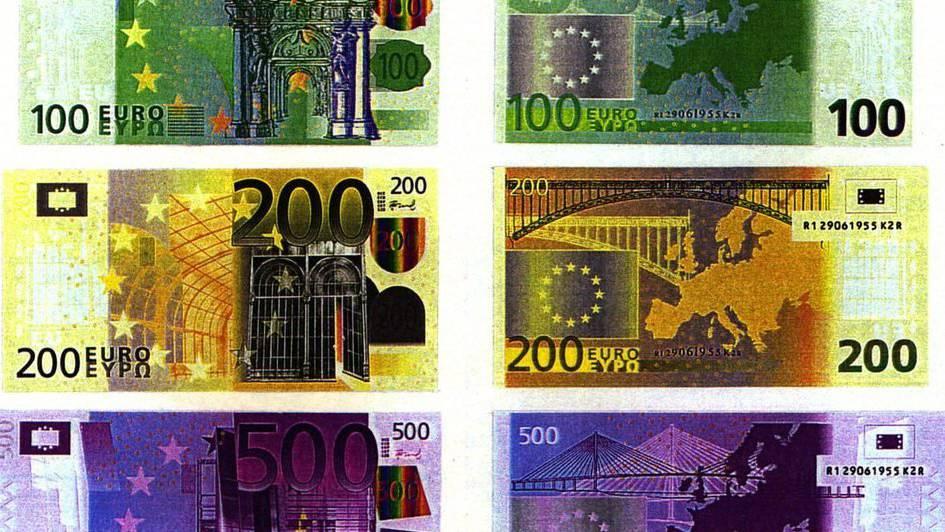 Der kürzlich identifizierte Mann hatte gefälschte Euronoten im Fürstentum Liechtenstein gewechselt. (Symbolbild)