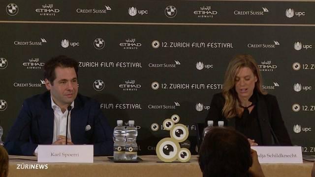 Hugh Grant kommt nach Zürich