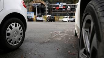 Die BLS beschwert sich über die Parkplatzgestaltung an der Talstation der neuen Seilbahn.