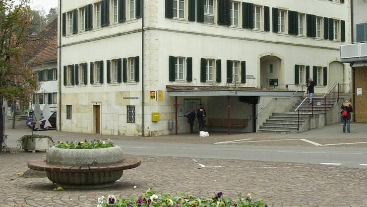 Gemeindeverwaltung von Dornach