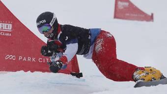 Dario Caviezel ist im Parallel-Slalom schnell unterwegs