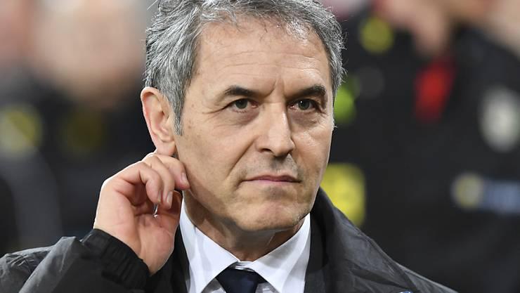 Muss Marcel Koller beim FC Basel gehen?