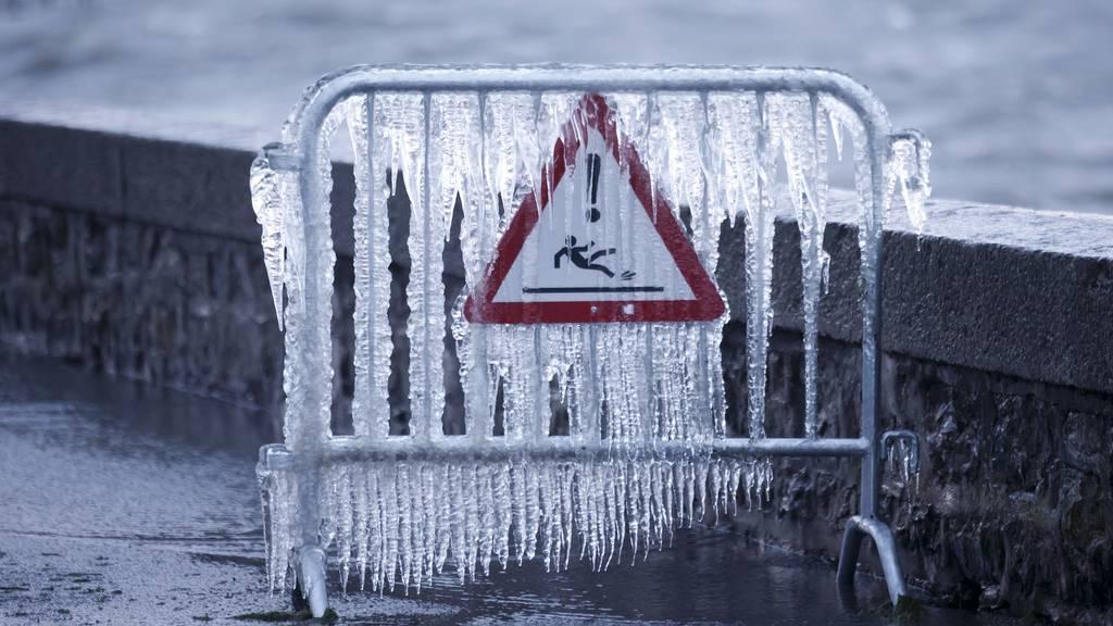 Winterkälte