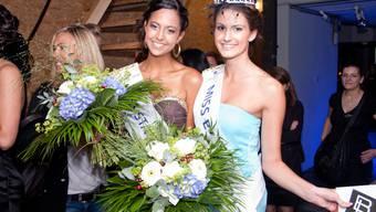 Wahl der Miss Satdtfest und der Miss Baden