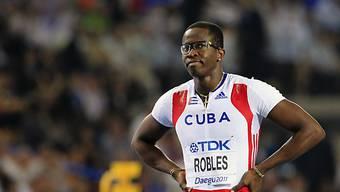 Dayron Robles hat genug von Kubas Sportfunktionären.