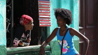 Grosse Hoffungen in die USA setzt die Bevölkerung in Havanna