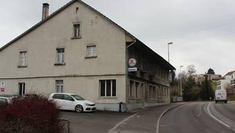 Der Club Jura in Küttigen ist seit 2019 geschlossen. An seiner Stelle entsteht eine neue Überbauung.
